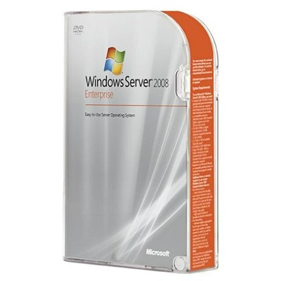 Microsoft Windows Server Enterprise 2008 P72-04469